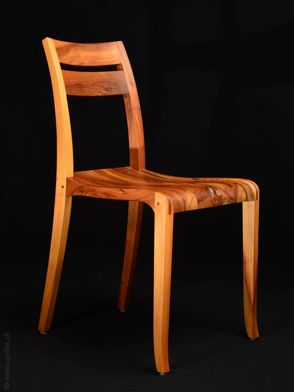 la chaise moderne st hle. Black Bedroom Furniture Sets. Home Design Ideas